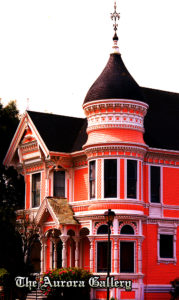 Victorian Art, Eureka, California