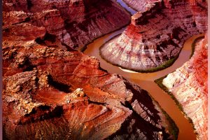 Aerial Dead Horse Point