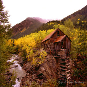 Water Mill - Crystal, Colorado