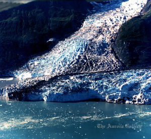 Glacial Field, Whittier, Alaska