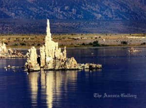 White Castles Rising, Mono Lake, California