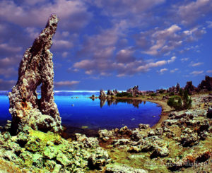 Eye of the Needle, Mono Lake, California