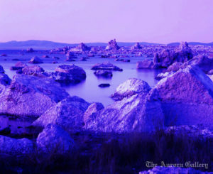 Magenta Reciprocity, Mono Lake, California