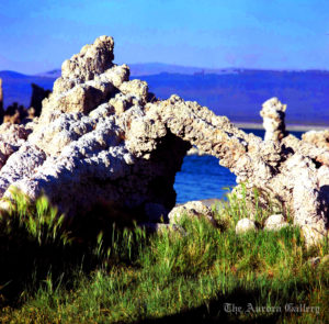 Grecian Village, Mono Lake, California